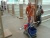 Strojové čistenie kobercov Košice