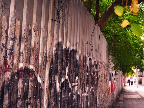 odstránenie graffiti z tehál
